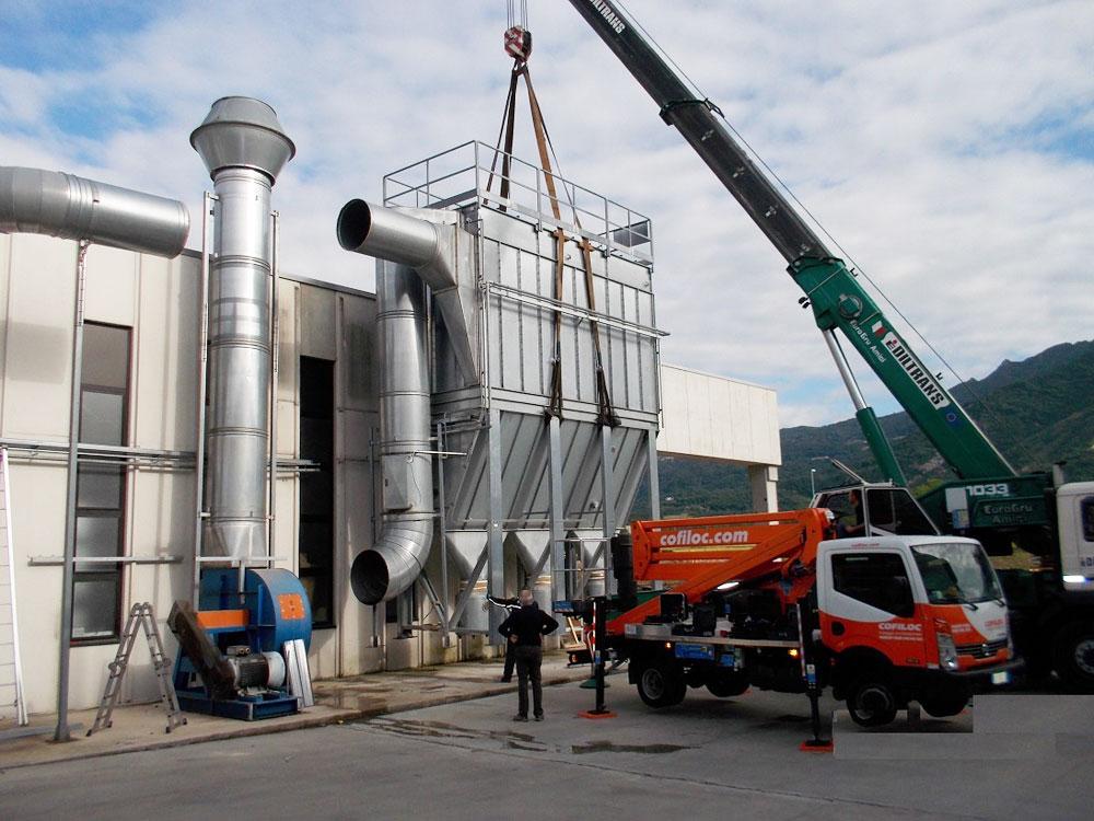 Progettazione ed installazione tubazioni
