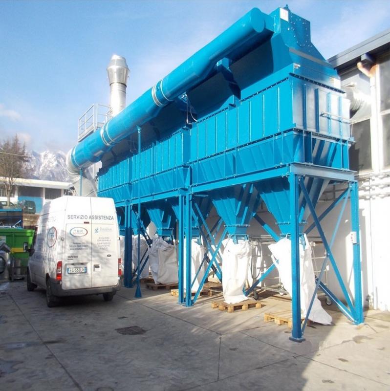 Manutenzione ed installazione filtri